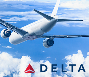 Vuelos con/ Delta Airlines